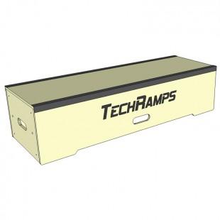 Grindbox prosty z kątownikiem 120cm - 30cm - 40cm GPK120-30-40